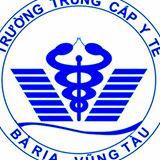 Logo Trung Cấp Y Tế Bà Rịa - Vũng Tàu